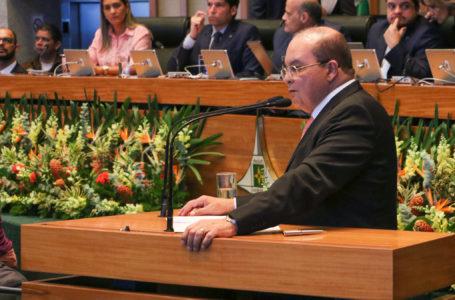 GOVERNADOR NA CLDF | Ibaneis faz balanço de sua gestão e exalta o crescimento do BRB em 2019