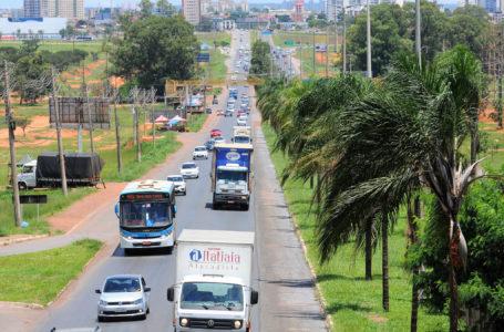 MENOS CONGESTIONAMENTOS | Cinco novos viadutos vão desafogar o trânsito no DF