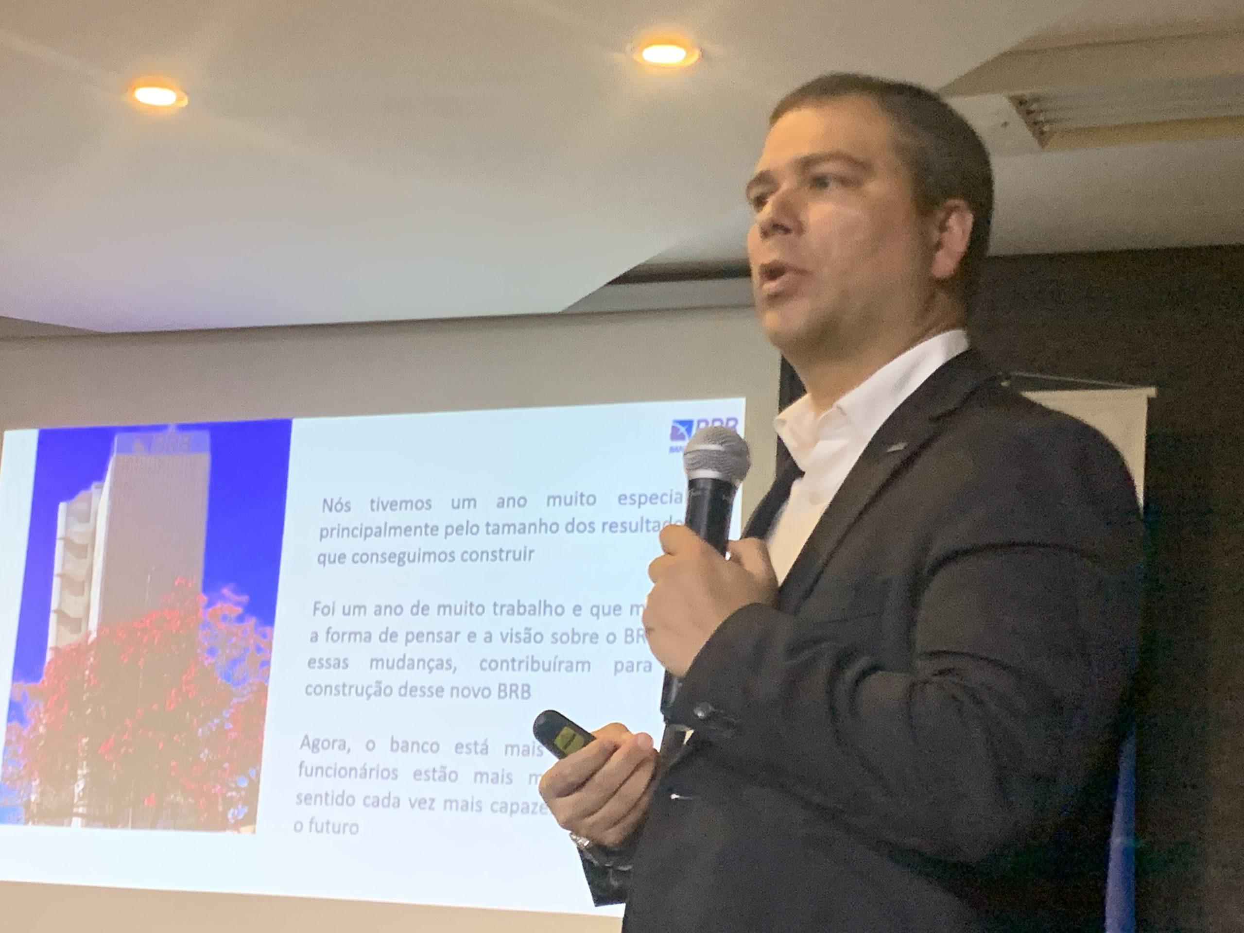 GESTÃO DE SUCESSO | Empregados do BRB recebem o maior PLR da história do banco