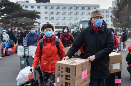 CORONAVÍRUS   China espera ter epidemia sob controle no fim de abril