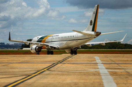 OPERAÇÃO REGRESSO | Brasileiros resgatados na China chegam à Base Aérea de Anápolis (GO)