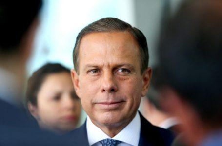 LIDERADOS POR DÓRIA | Grupo de governadores pressionam Bolsonaro em defesa do governador Rui Costa, do PT da Bahia