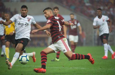 DECISÃO NO MANÉ | Flamengo e Athletico-PR lutam por Supercopa do Brasil