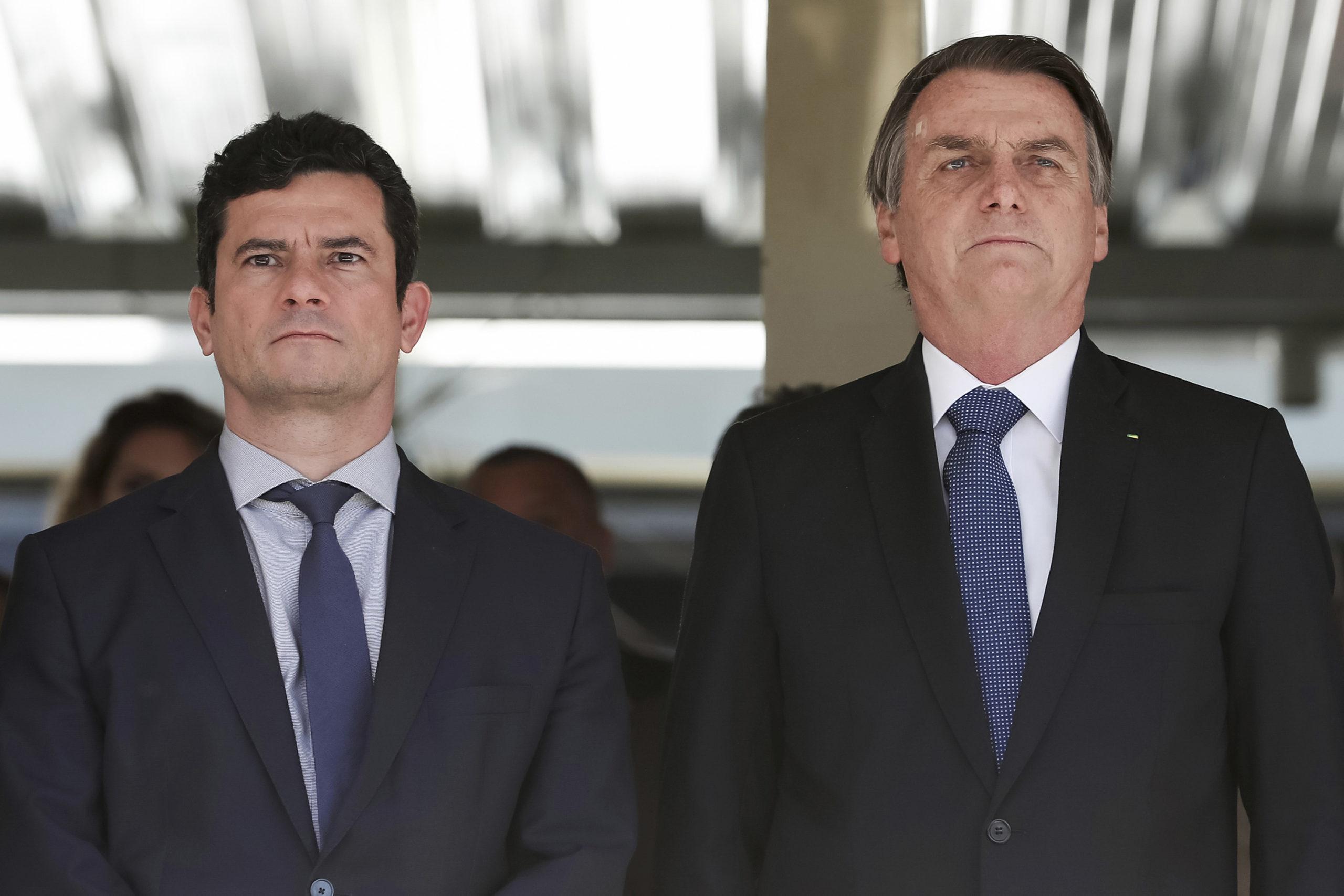MORO NO STF | 58% dos brasileiros querem vê-lo no Tribunal, aponta pesquisa