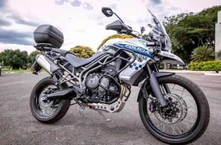 REFORÇO NA SEGURANÇA | PMDF compra 112 motos de 800 cilindradas