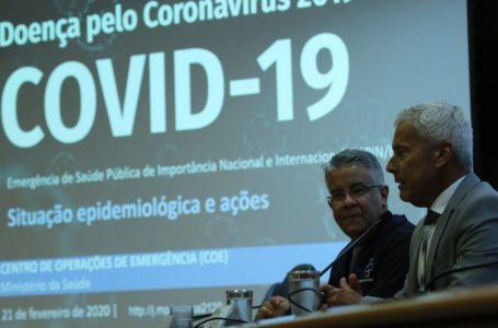 1º CASO NO BRASIL | Ministério da Saúde está monitorando paciente de SP com suspeita de coronavírus que esteve na Itália e espera contraprova