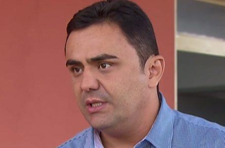 LUZIÂNIA   Acusado de assédio, prefeito Cristóvão Tormin foi afastado do cargo pelo Ministério Público