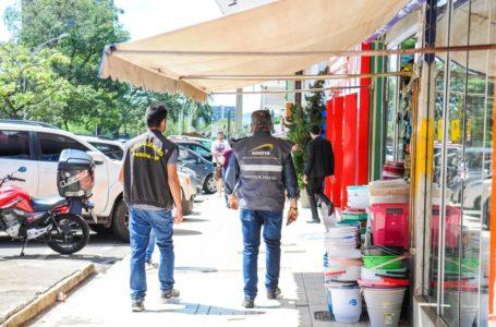 A PARTIR DE AGORA É MULTA | DF Legal fiscaliza comércios que insistem em continuar abertos
