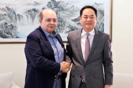PARA COMBATER O CORONAVÍRUS   GDF pede ajuda à China