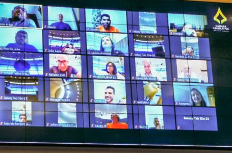 SESSÃO VIRTUAL | Distritais realizam 1ª votação por videoconferência nesta terça (24)