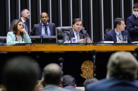 AGORA É COM O SENADO   Câmara aprova decreto de calamidade pública