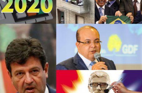 Os bastidores da política brasileira em tempos de coronavírus