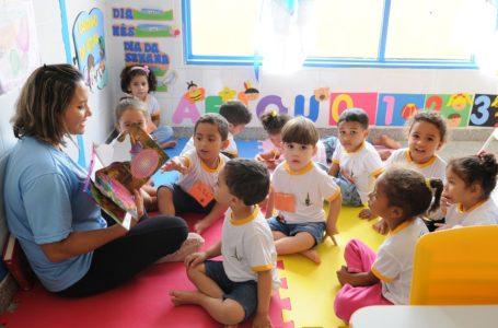 PARA ATENDER 5 MIL VAGAS | GDF credencia creches para abrigar crianças até 3 anos