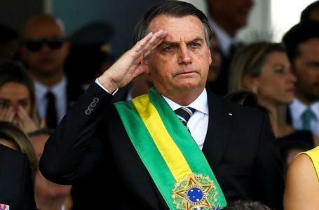 ENQUETE DO EB | Ministro do STF aceitou notícia-crime pedindo o afastamento de Bolsonaro. Você é contra ou a favor?
