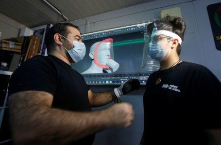 PROTÓTIPO | Pesquisadores da USP criam respirador 15 vezes mais barato