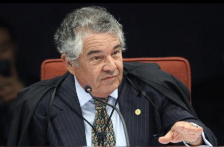 DEPOIS DE JOGAR PARA PLATEIA | Marco Aurélio Mello oficializa arquivamento de notícia-crime contra Bolsonaro