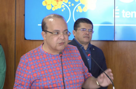OBRAS INICIAM NOS PRÓXIMOS DIAS   Ibaneis assina ordem de serviço para a construção de sete novas UPAs