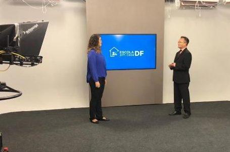 ENSINO MEDIADO | Programa da Secretaria de Educação do DF estreia nesta segunda (06) na TV Justiça