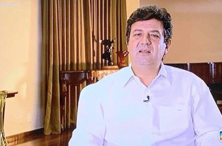 O FINO DA POLÍTICA | Entrevista à TV Globo, pode ter sido a última de Mandetta como ministro de Bolsonaro