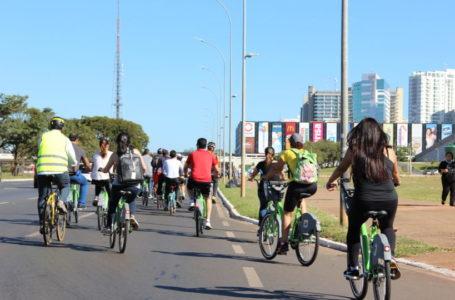 Brasília pode ser ideal para os carros, mas pode ser perfeita para as bicicletas