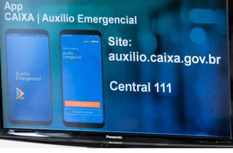 DINHEIRO NA CONTA SÓ AMANHÃ | Caixa credita R$ 1,2 bi da primeira parcela do auxílio emergencial