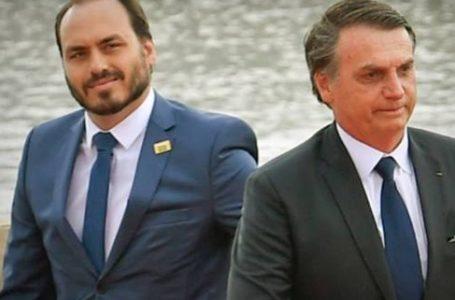 FALTA DO QUE FAZER | PT e  PSDB entram na Justiça para que Carlos Bolsonaro não tenha sala no Palácio do Planalto