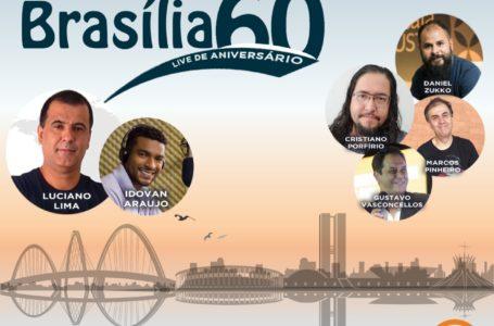PROGRAMA ESPECIAL   Rádio Federal irá homenagear os 60 anos de Brasília