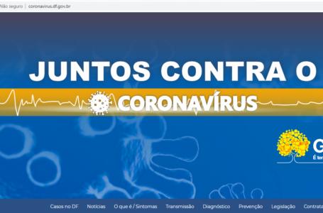 TUDO ÀS CLARAS | GDF lança Portal Covid-19 com informações sobre o vírus e gastos realizados no período