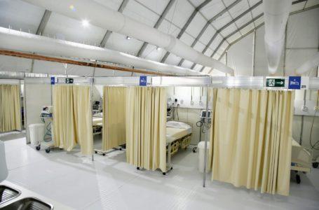 COMBATE AO CORONAVÍRUS | DF terá hospital de campanha com 400 leitos para pacientes com Covid-19