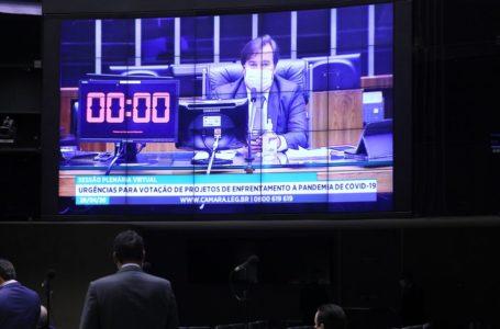 REFORÇO DE R$ 125 BI | Câmara aprova auxílio emergencial para o DF, estados e municípios