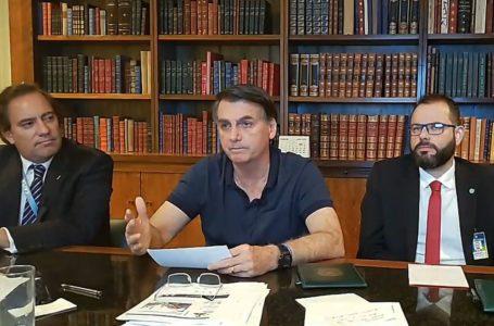 EM LIVE DA SEMANA | Bolsonaro diz que governo deve pagar a quarta parcela do auxílio emergencial