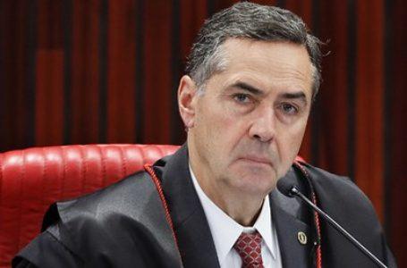 NOVO PRESIDENTE | Luís Roberto Barroso assume nesta segunda-feira (25) o comando do TSE