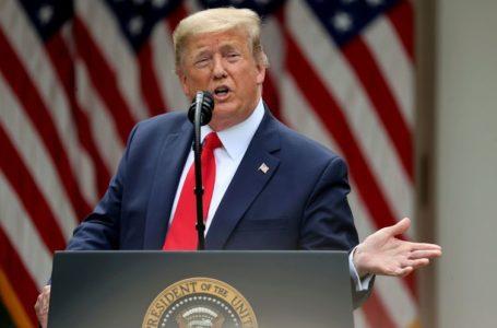 EUA FORA DA OMS | Em retaliação ao apoio dado à China, Trump anuncia rompimento com a entidade