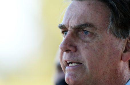 DESAFORO   PF pede ao STF para ouvir Bolsonaro no inquérito sobre interferência no órgão