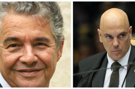 ELES SE MERECEM | Marco Aurélio e Moraes batem boca em sessão virtual do STF
