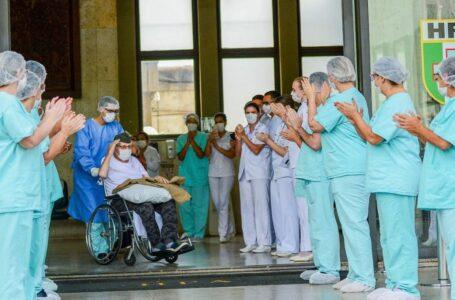 NOTÍCIA BOA | Brasil assume o 1º lugar no mundo de pacientes recuperados de coronavírus