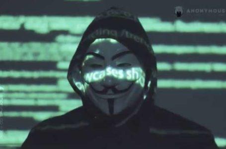 ATAQUE DE HACKERS   Grupo Anonymous Brasil divulgam dados que seriam de Bolsonaro e aliados