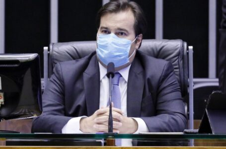 SEM ACORDO   Rodrigo Maia diz que deputados ainda não chegaram a um consenso sobre adiamento das eleições municipais