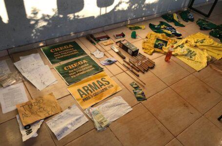 MILÍCIA PRIVADA | Polícia Civil do DF realiza busca e apreensão em chácara de apoio a ativistas políticos