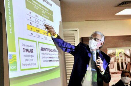 PARA CUIDAR DE GOIÁS   Ronaldo Caiado anuncia a criação da Secretaria da Retomada que atuará no período pós-pandemia