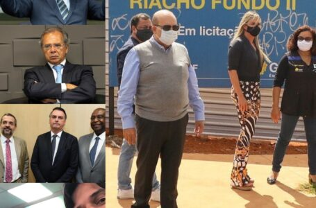 O FINO DA POLÍTICA   Os bastidores da política brasileira