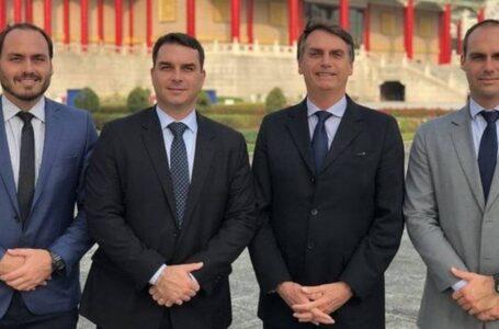O FINO DA POLÍTICA   A hora da verdade para a família Bolsonaro