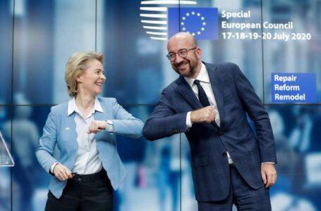 PARA SAIR DA RECESSÃO | União Europeia chega a acordo sobre plano de recuperação econômica
