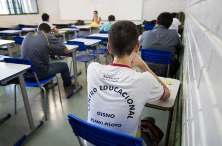 AULAS PRESENCIAIS | GDF divulga cronograma de datas de retorno dos alunos às salas