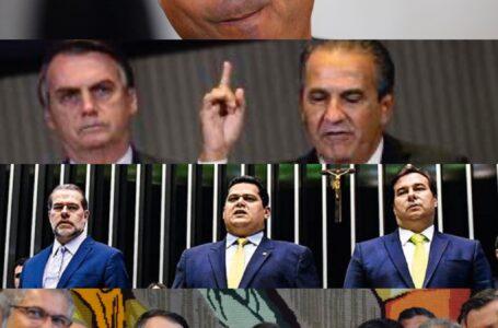Os bastidores da política brasileira