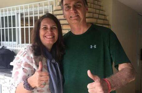 EM MAUS LENÇÓIS   Após perder vice-liderança, Bia Kicis pode ser expulsa do PSL por votar contra Fundeb