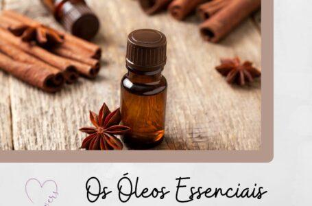 PARCEIRA DO EXPRESSÃO | Os óleos essencias e a imunidade