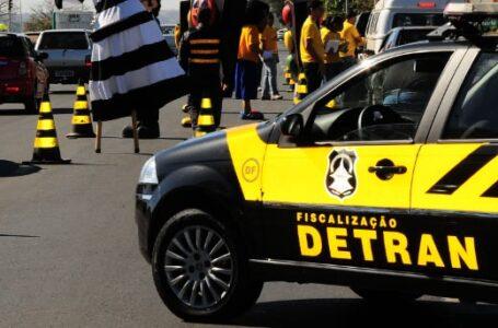 TRÂNSITO SEGURO | Detran-DF faz ações educativas em homenagem ao Dia do Motorista