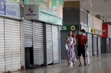 IMPACTO DA PANDEMIA   IBGE diz que mais de 520 mil empresas fecharam na 1ª quinzena de junho