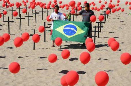 CORONAVÍRUS | Brasil atinge a triste marca de 100 mil mortes